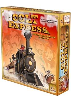 Colt Express Board Game 2