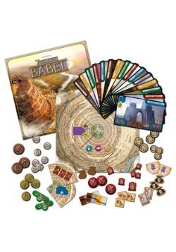 7 Wonders Board Game: Babel Expansion 2