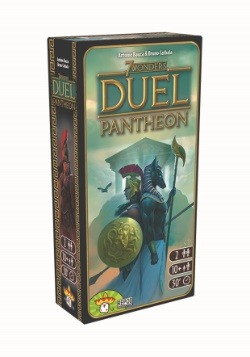 7 Wonder Duel: Pantheon Game Expansion