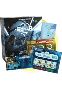 Captain Sonar Board Game 2