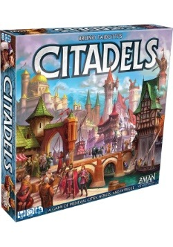 Citadels Card Game