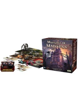 Mansions of Madness Board Game 2nd Edition 2