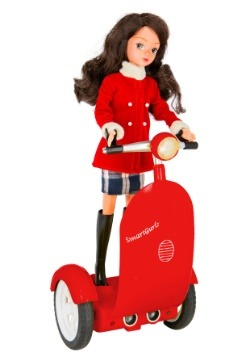 SmartGurlz Maria Doll with Red Siggy