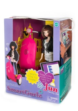 SmartGurlz Jun Doll with Pink Siggy 2