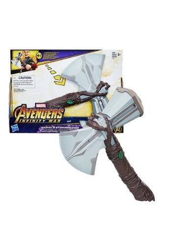 Avengers: Infinity War Marvel's Stormbreaker Electronic Axe