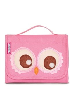 Owl Carry & Go Art Kit