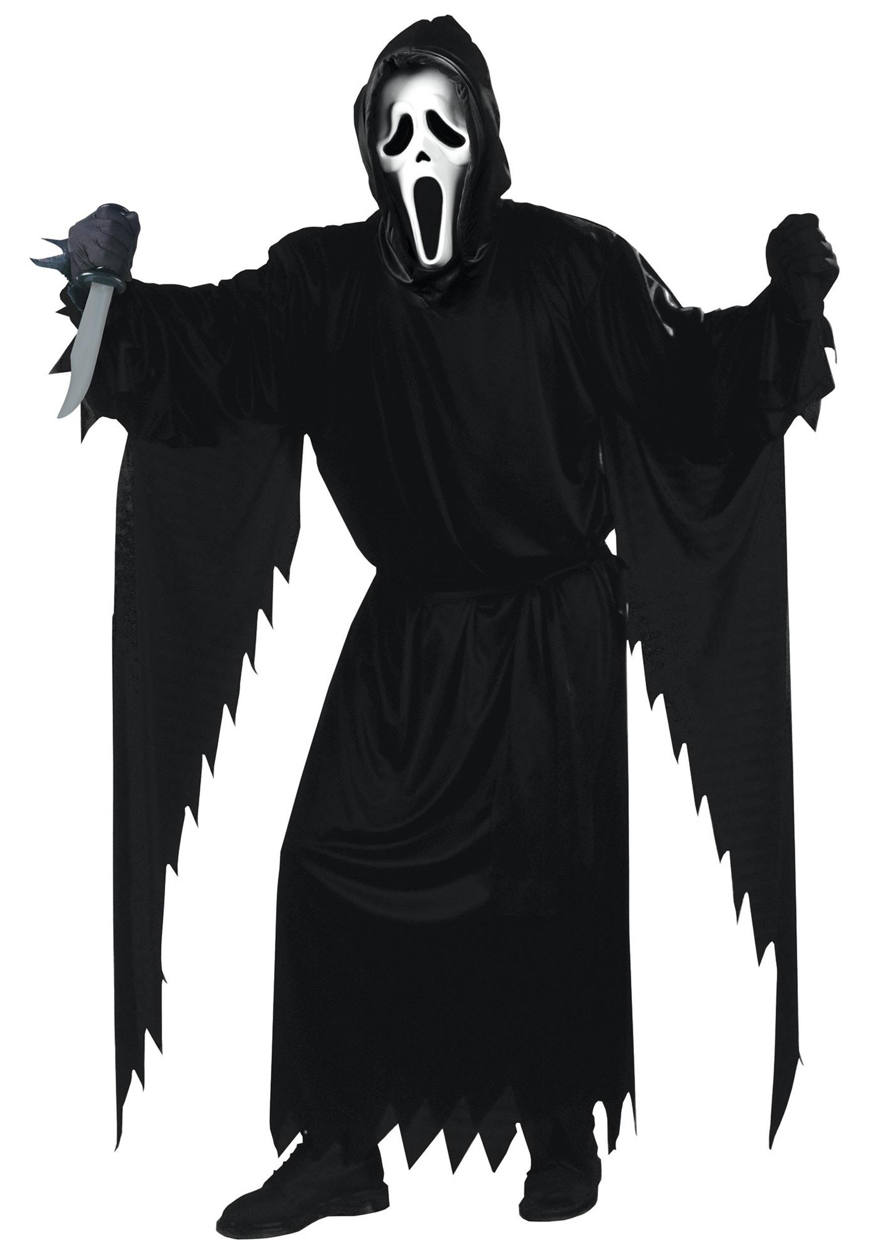 Scream Movie Costume