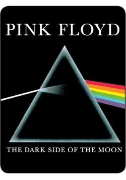 Pink Floyd Dark Side of the Moon Fleece Blanket