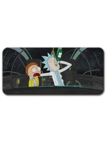 Rick and Morty Sun Shade