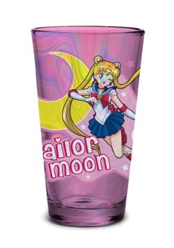 Sailor Moon Pint Glass