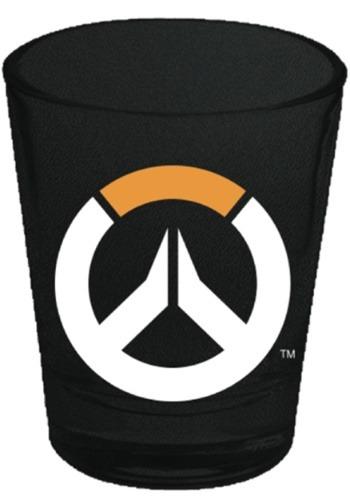 Overwatch Logo Shot Glass