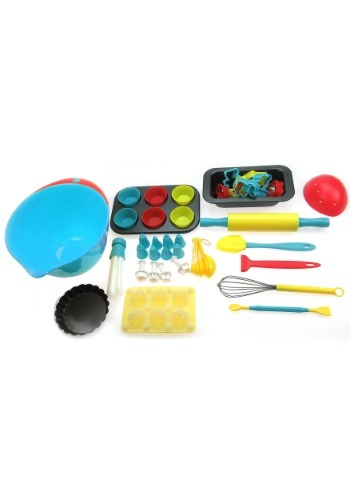 Handstand Kitchen 75 Piece Ultimate Bakers Set For Kids