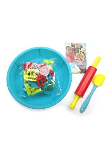 Handstand Kitchen 30 Piece Birthday Cake Set For Kids