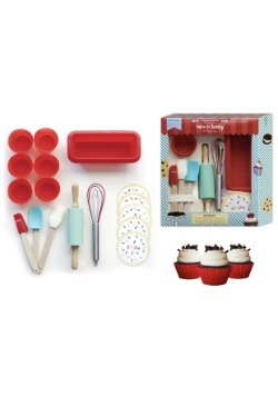 Handstand Kitchen 17 Piece Intro to Baking Set
