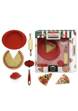 Handstand Kitchen 9 Piece Pizza Making Set For Kids