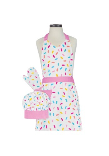 Handstand Kitchen Sprinkles Deluxe Child Apron Box Set