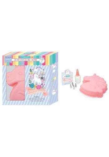 Handstand Kitchen Unicorn Cake Making Set For Kids