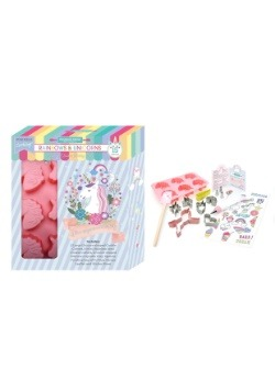 Handstand Kitchen Unicorn Baking Party Set For Kids