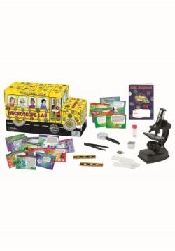 The Magic School Bus Microscope Lab 2