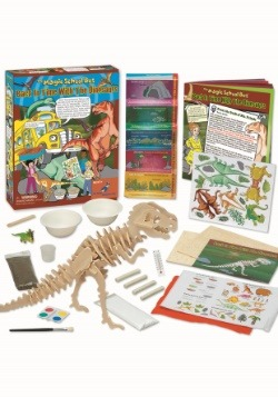 The Magic School Bus- Back in Time with the Dinosaurs Kit 2