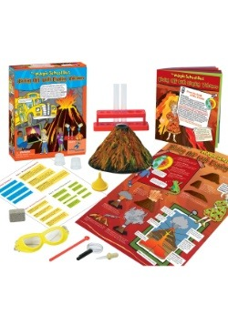 Magic School Bus- Blasting Off with Erupting Volcanoes Kit 2