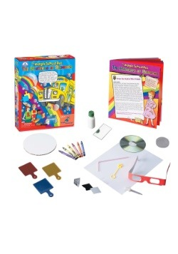 Magic School Bus- The Mysteries of Rainbow Kit 2