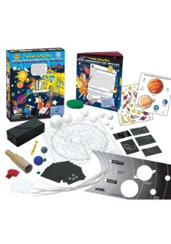 Magic School Bus- The Secrets of Space Kit 2