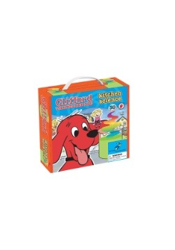 Clifford the Big Red Dog- Kitchen Science Kit