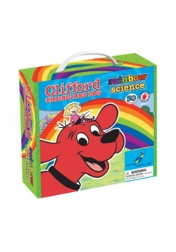 Clifford the Big Red Dog- Rainbow Science Kit
