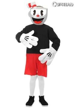 child cuphead costume