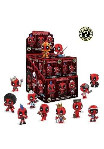 Mystery Minis: Deadpool Playtime