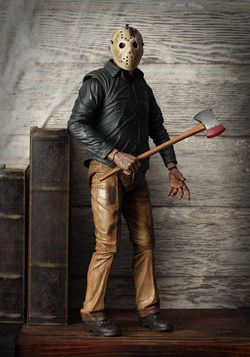Jason Voorhees 1/4th Scale Action Figure Friday the 13th