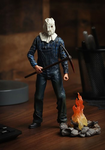 "Friday the 13th Part II Jason 7"" Scale Action Figure"
