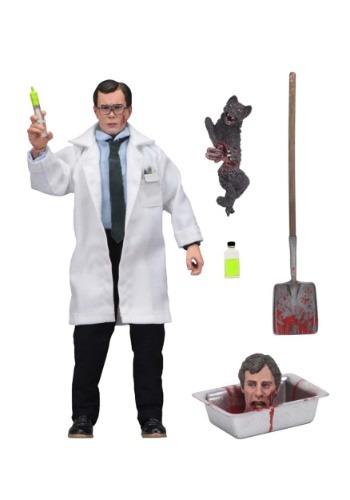 Re-Animator Herbert West 8 inch Clothed Figure