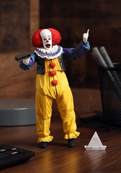 "7"" IT Pennywise 1990 Scale Action Figure"