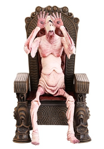 "Pan's Labyrinth Pale Man 7"" Scale Action Figure with Throne"