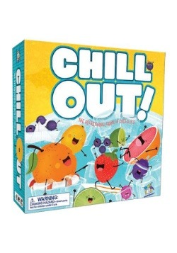 Gamewright Chill Out! The Refreshing of Dice and Ice