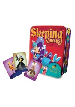 Sleeping Queens Deluxe Edition Card Game