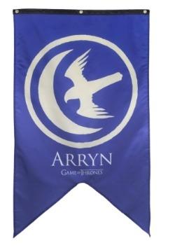 Game of Thrones Arryn Sigil 30x50 Banner