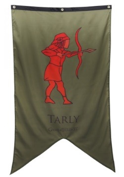 Game of Thrones Tarly Sigil 30x50 Banner