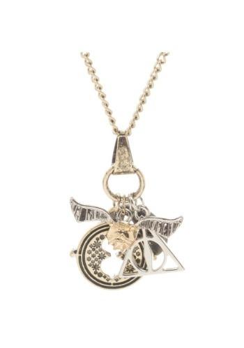 Harry Potter Charm Necklace