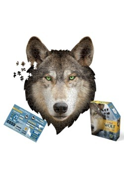 Madd Capp I Am Wolf 550 Piece Puzzle