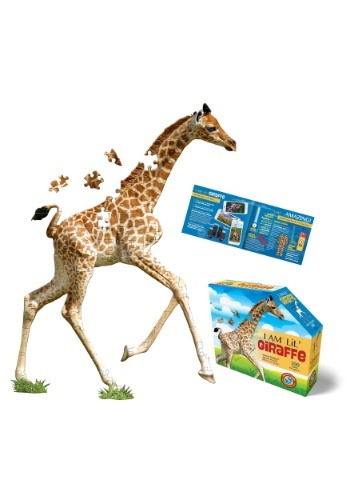100 Piece Madd Capp I am Lil' Giraffe Puzzle