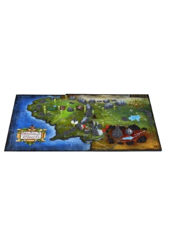 The Lord of the Rings Middle Earth Map 3D Puzzle