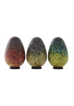 Game of Thrones Dragon Eggs 3D Puzzle Set