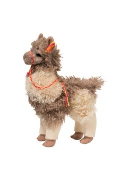 "Zephyr the Llama Plush - 12"" Tall"