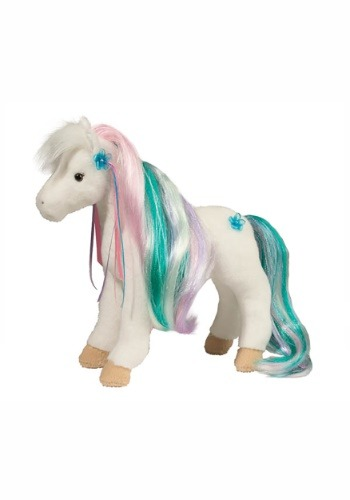 "12"" Rainbow the Princess Horse Plush"