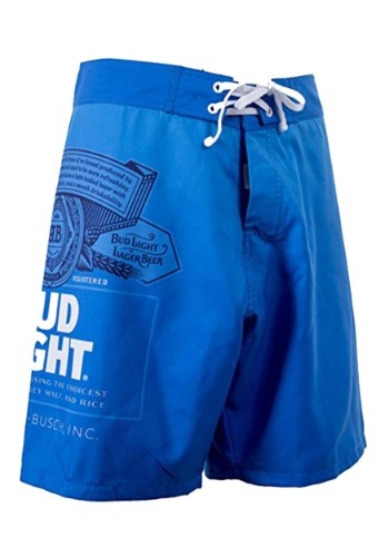 Men's Bud Light Swim Trunks