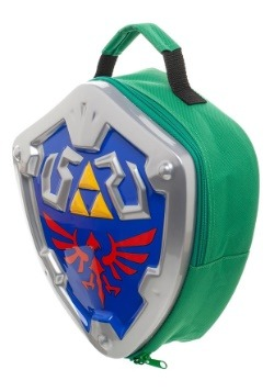 Legend of Zelda Skyward Sword Link Shield Molded Lunchbox3