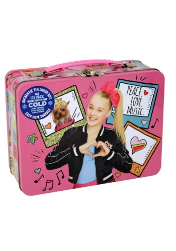 JoJo Siwa Extra Large Tin Lunch Box